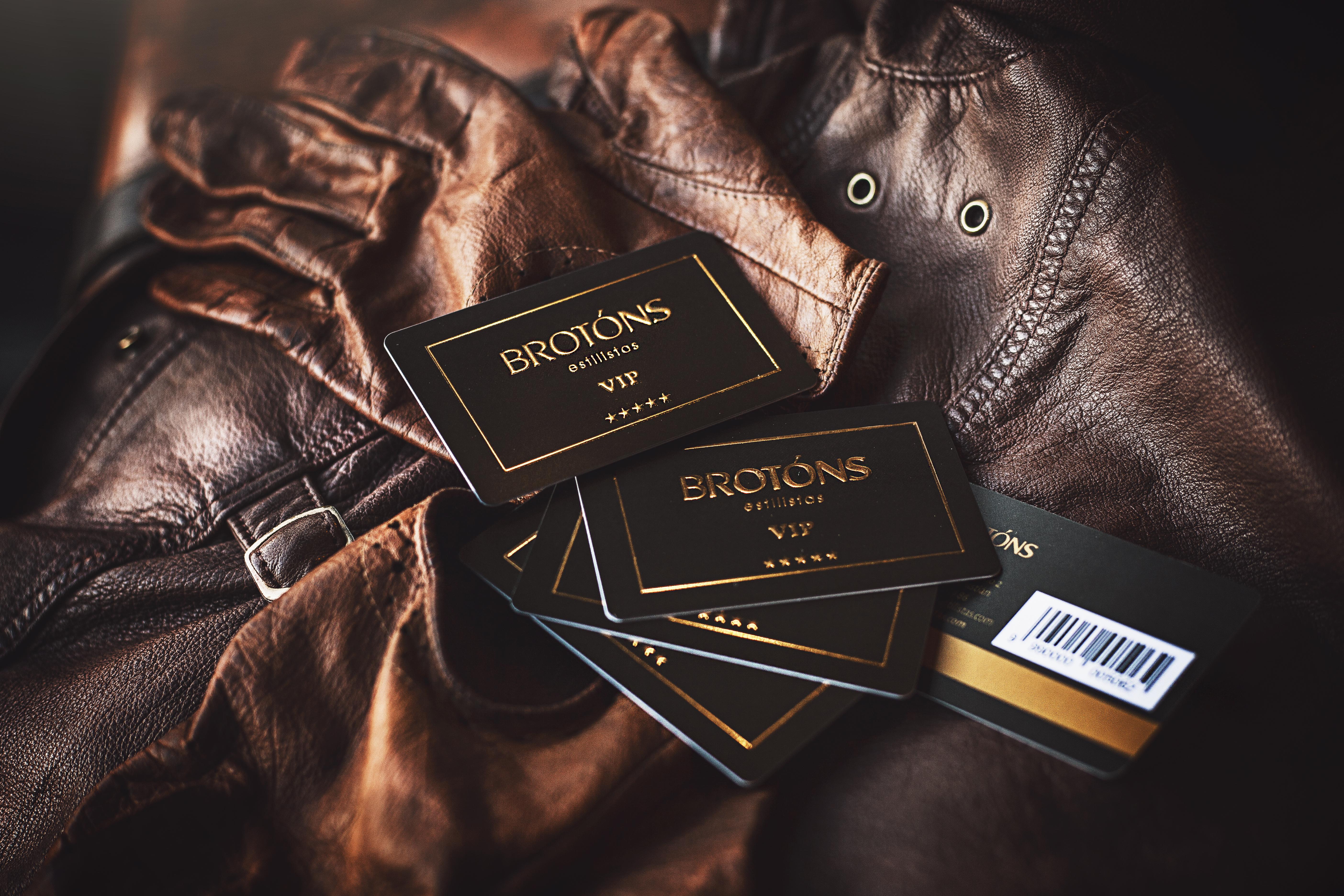 tarjetas plasticas fabricada a empresa Brotons