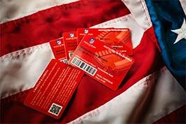 tarjetas plasticas fabricada para Invitacion_Boda