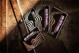 tarjetas plasticas estampado alta calidad