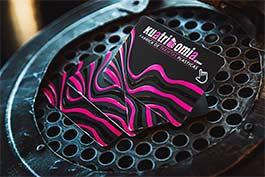 tarjetas pvc con barniz alta calidad